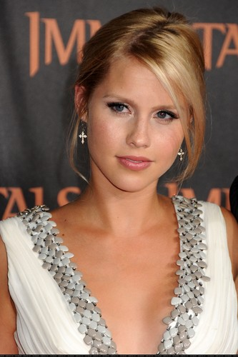 'Immortals' Premiere in Los Angeles, California - November 7, 2011.