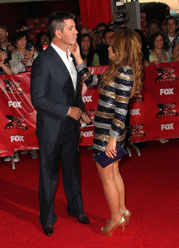 &#34;The X Factor&#34; World Premiere - saula Photo