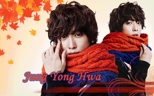 ♥Yong Hwa♥ - jung-yong-hwa Wallpaper