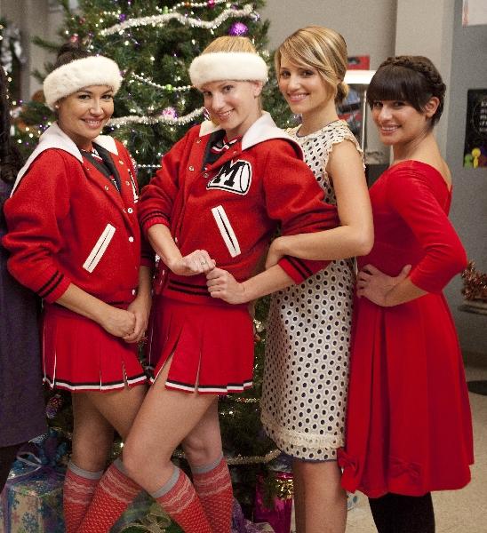 Dianna Agron Images 3 09 Extraordinary Merry Christmas Bts Photos