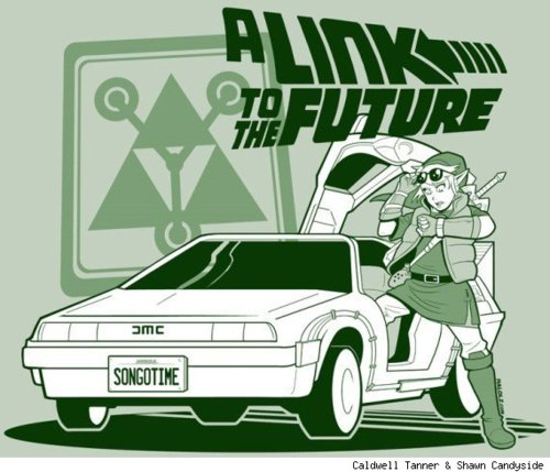 A Link to the Future