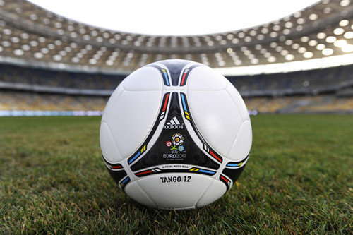Adidas Euro 2012 Ball Launch
