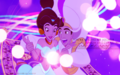 disney-princess - Aladdin & Jasmine ~ ♥ wallpaper