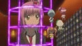 "Amuto (Amu X Ikuto) [Shugo Chara! Episode 101 - ""The Torn Picture Book! The Tragic Secret!""] - anime-couples screencap"