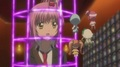 "anime-couples - Amuto (Amu X Ikuto) [Shugo Chara! Episode 101 - ""The Torn Picture Book! The Tragic Secret!""] screencap"