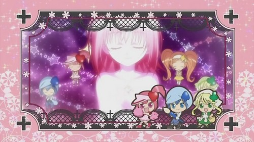 "Anime couples wallpaper possibly with anime entitled Amuto (Amu X Ikuto) [Shugo Chara! Episode 101 - ""The Torn Picture Book! The Tragic Secret!""]"