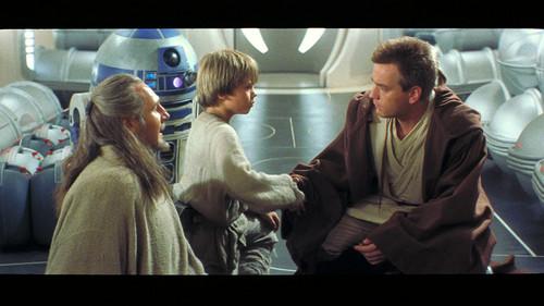 Anakin Skywalker fond d'écran probably containing a sign and a chaussée called Anakin Skywalker