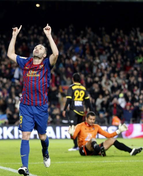 Celta Vigo Vs Barcelona You Tube: FC Barcelona (5) V Levante (0)