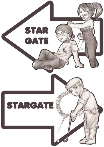 Arrows - Stargate