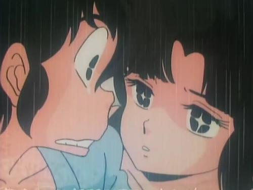 Urusei Yatsura hình nền possibly containing anime entitled Asuka and Tobimaru
