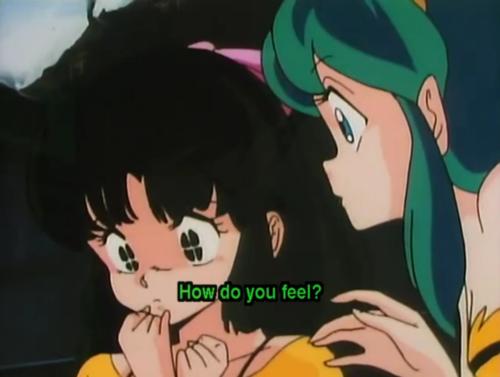 Urusei Yatsura hình nền containing anime entitled Asuka and Tobimaru
