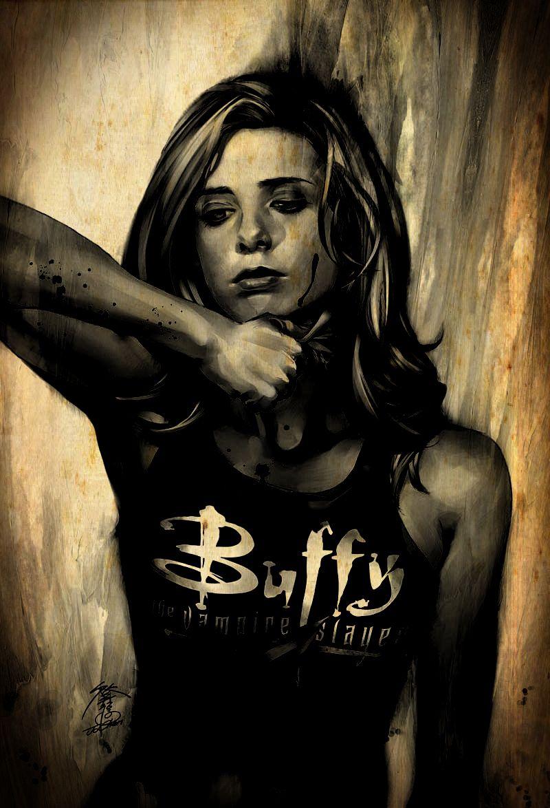 BUFFY COMICS- Various♥
