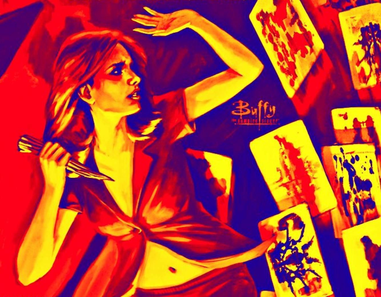BUFFY THE VAMPIRE SLAYER♥