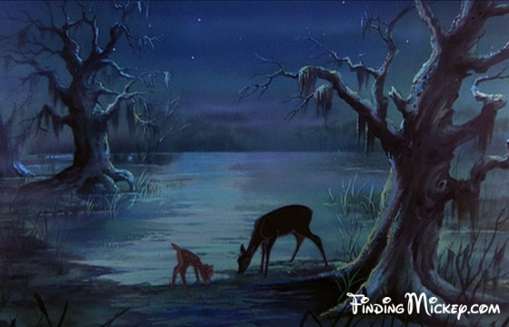 Bambi in The Rescuers - disney crossover Image (27362721 ...