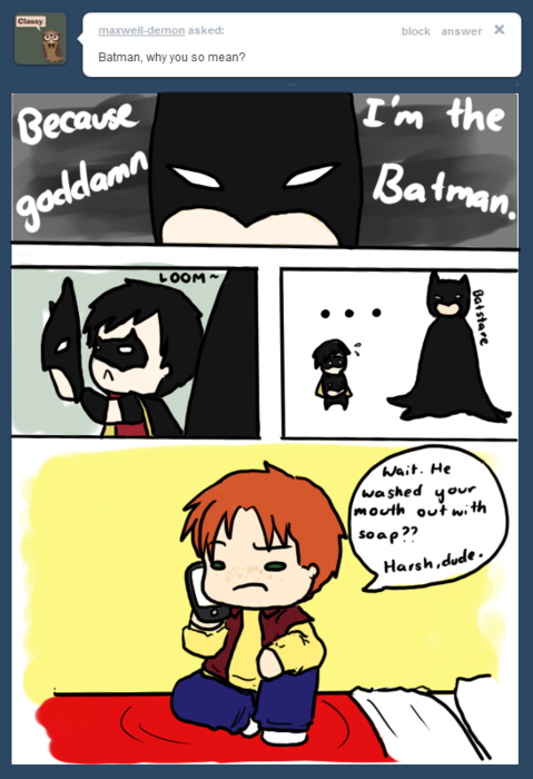 Young JusticeYoung Justice Robin And Batman