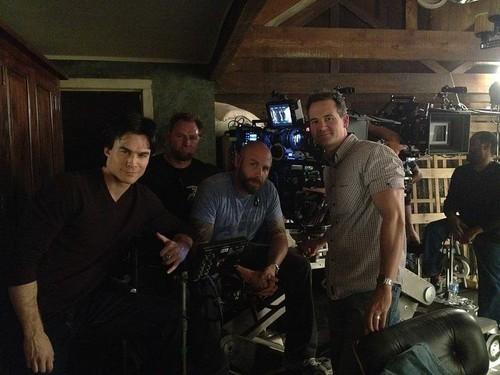 Behind the Scenes // Season 3