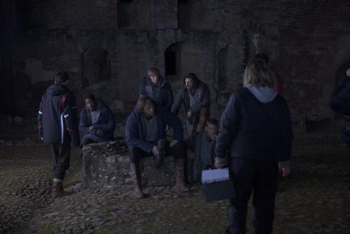 Behind-the-scenes of series 4