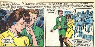 Bobby and Lorna