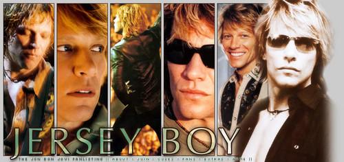Bon Jovi - tagahanga Art