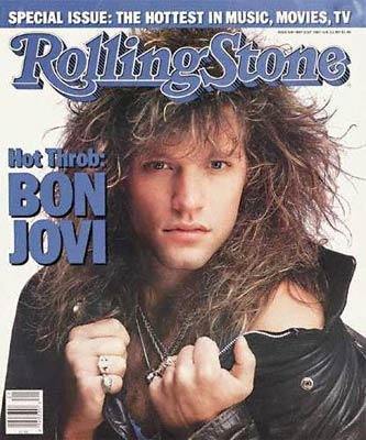 Bon Jovi wallpaper probably with a portrait called Bon Jovi