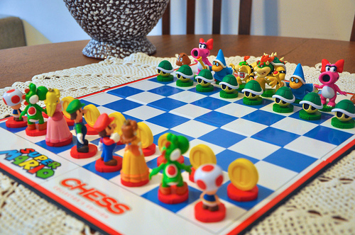 Bowser Chess xD