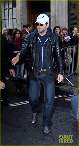Bradley Cooper: BBC Radio Visit
