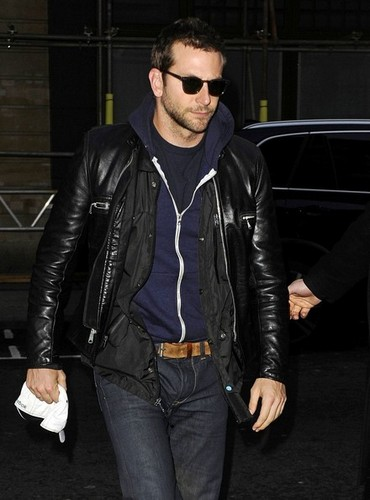 Bradley Cooper in Shades