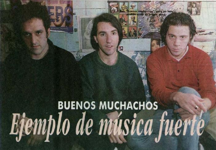 Buenos Muchachos Buenos Muchachos