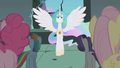 Celestia Appears - princess-celestia screencap
