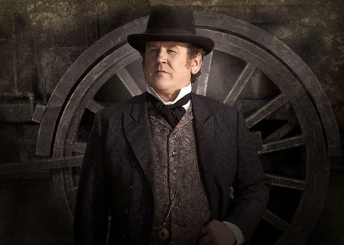 Colm Meaney - Hell on Wheels