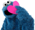 Cookie Monster =P - mandaz-dollz-%E2%99%A5 photo