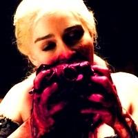 Daenerys in 1x06 'A Golden Crown'