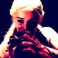 Daenerys in 1x06 'A Golden Crown'