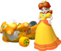 Daisy Mario kart 7 - princess-daisy photo