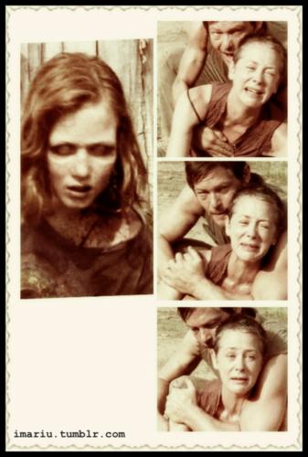 Sophia, Carol & Daryl