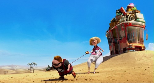 Despicable Me wallpaper called Despicable Me: Full Movie [Screencaps]