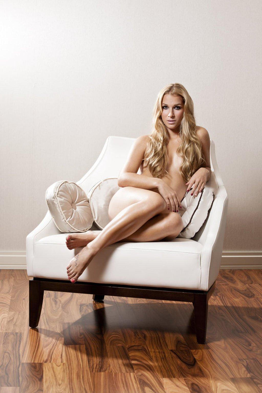 Dominika Cibulkova again naked 2