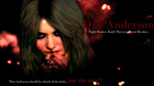 Dru Anderson (Ideal Actress)