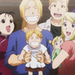 EdWin icons - edward-elric-and-winry-rockbell icon