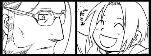 Edward manga