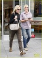 Ellen DeGeneres & Portia de Rossi Check Out the Melrose Project - ellen-degeneres photo