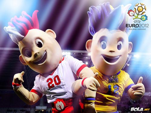 UEFA Euro 2012 Обои titled Euro 2012