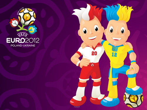 UEFA Euro 2012 wallpaper possibly containing anime entitled Euro 2012