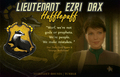Ezri Dax - Hufflepuff - star-trek-deep-space-nine fan art
