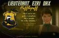 Ezri Dax - Hufflepuff