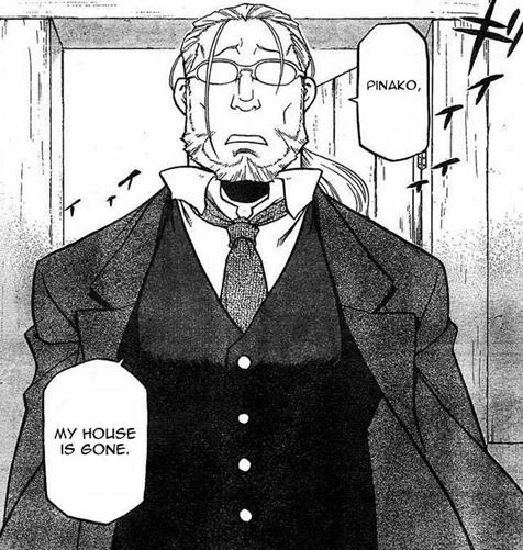 full metal alchemist manga - photo #10