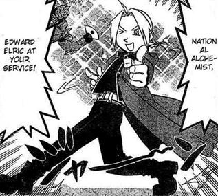 full metal alchemist manga - photo #12