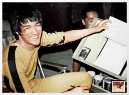 Game of Death,behind the scenes