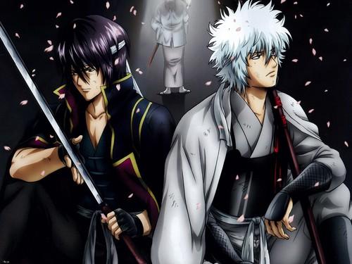 Gintoki & Takasugi
