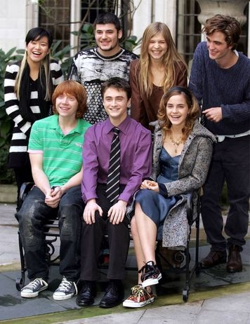 harry potter and the goblet of fire cast